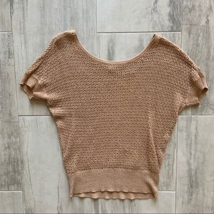 Pretty knit sweater